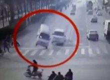 Lewituj�ce samochody w Chinach. Zagadka, nad kt�r� g�owi� si� ca�y �wiat, rozwi�zana