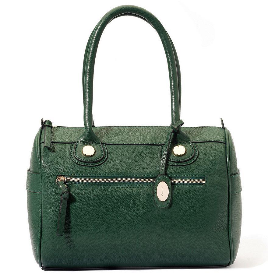 46f092c97bd18 HIT: torebki w kolorze butelkowej zieleni