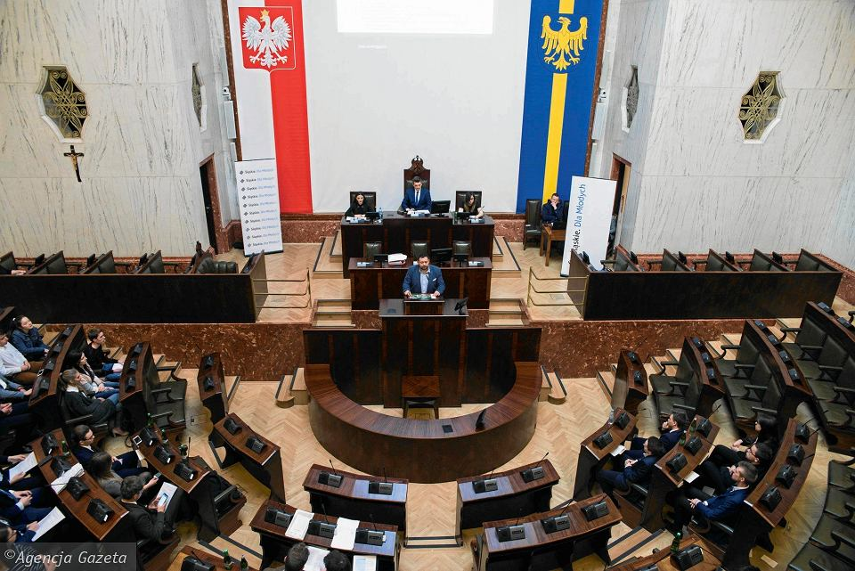 Sejmik młodzieżowy województwa śląskiego