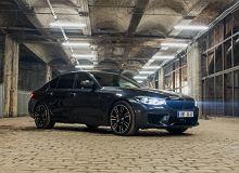 BMW M5 - opinie Moto.pl. Kulturalnie brutalne
