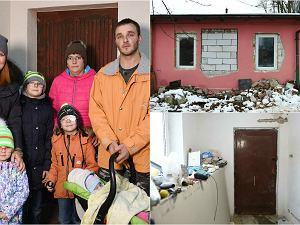 'Nasz nowy dom'. Rodzina z 4 dzieci mieszkała w pomieszczeniu garażowym, ponieważ ich wymarzony dom wciąż był w stanie surowym, a zapracowany ojciec rodziny nie miał czasu go skończyć. To, co zrobiła ekipa Katarzyny Dowbor, przechodzi wszelkie oczekiwania.