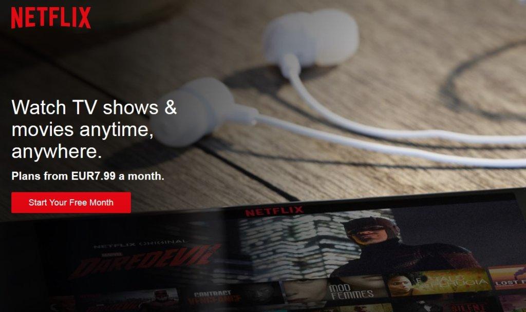 Netflix - jak wypróbować za darmo przez 30 dni?