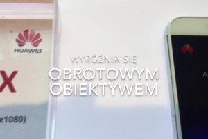 Huawei ShotX  z obrotowym obiektywem wchodzi do Polski. Zapowiada si� nie�le