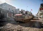 Turcy na chwilę w Syrii
