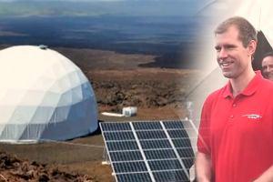 Jak wygl�da� ma �ycie ludzi na Marsie? Naukowcy przeprowadzili roczny test