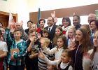 Król Arabii Saudyjskiej przekazał 100 tys. dolarów fundacji dla dzieci z Brzozowa