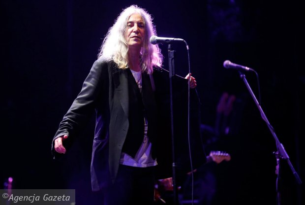 OFF Festival 2015. Patti Smith