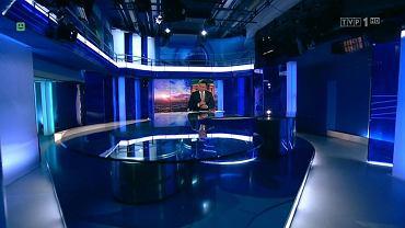 Wiadomości TVP1. 04.02.2016