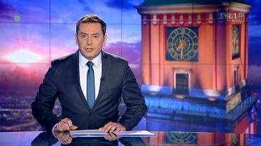 """Wiadomości"" TVP 1, 05.09.2016"