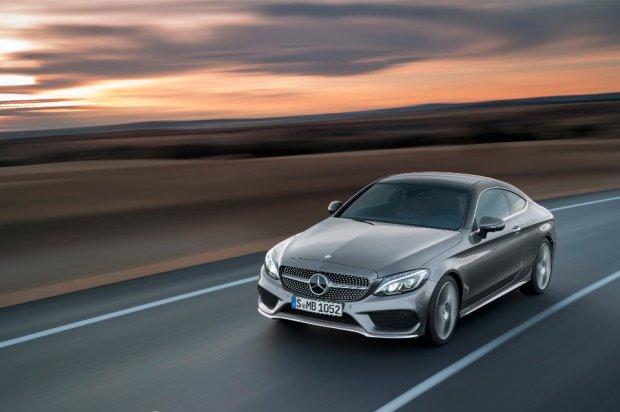 Mercedes Klasy C Coupe | Nowy cz�onek rodziny