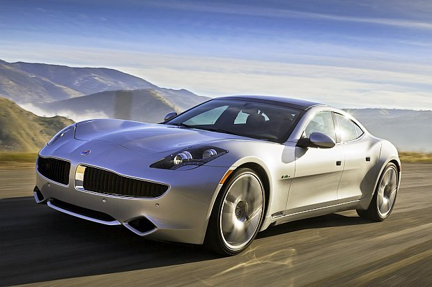 Karma Automotive | Gotowi do ataku na Tesl�