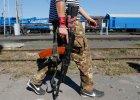 Ukrai�ski oficer zmar� w wyniku tortur. Umiera� w ramionach syna