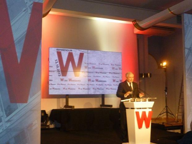 Konwencja Prawa i Sprawiedliwośći w Warszawie