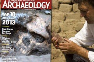 Odkrycie Polaków wśród 10 najważniejszych odkryć archeologicznych 2013 roku