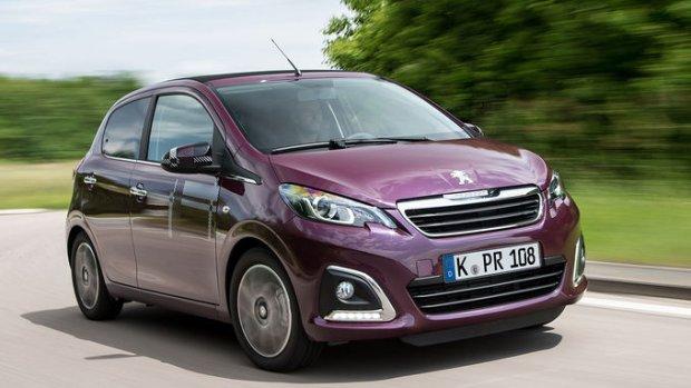 Peugeot 108 | Nie dla Polski