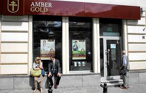 ABW przeszukuje Amber Gold