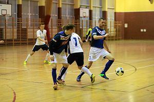 Futsaliści MOKS rozbili rywali. Jedenaście goli