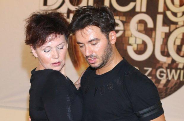 Ma�gorzata Pie�kowska i Stefano Terrazzino