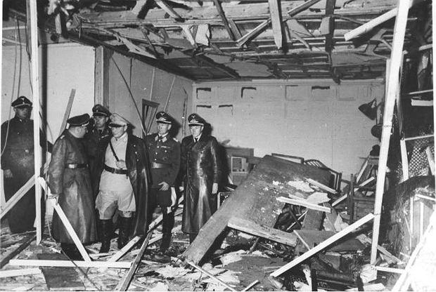 Wilczy Szaniec po zamachu na Adolfa Hitlera