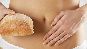 Choroby jelit -  m.in. to celiakia - inaczej choroba trzewna, prowadzi do zaniku kosmków jelitowych