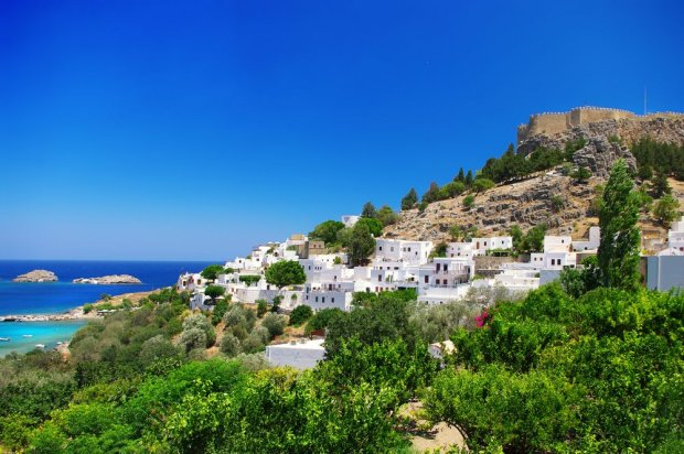 Boska Grecja. Wyspa Rodos - oblegana latem, najprzyjemniejsza wiosn� i jesieni� [PORADNIK PRZED URLOPEM]