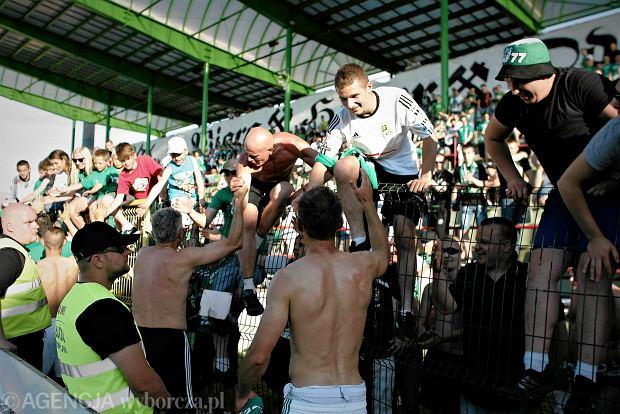 PGE GKS Be�chat�w zaprezentuje dru�yn�