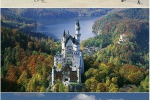 Najcz�ciej odwiedzane zamki i pa�ace na �wiecie - zestawienie portalu Travel and Leisure