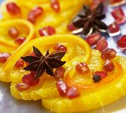 Carpaccio pomara�czowe
