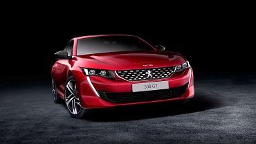 Nowy Peugeot 508 (pierwsze zdjęcia)
