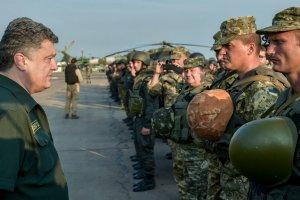 """Poroszenko planuje status specjalny dla Donbasu. """"Prawo do j�zyka rosyjskiego, amnestia dla rebeliant�w"""""""