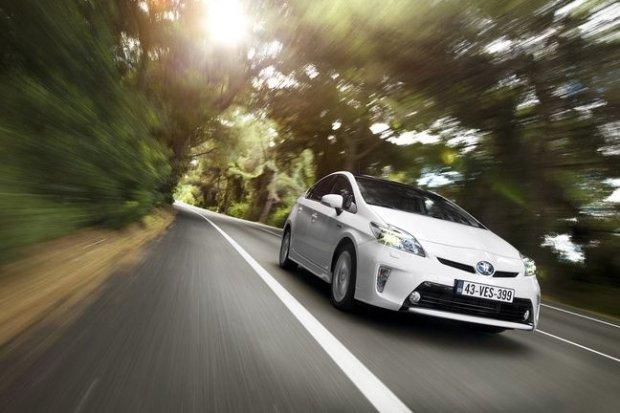 Toyota Prius | Ca�a rodzina zielonych aut