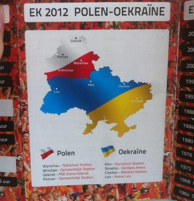 Polska wg holenderskich kibiców