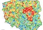 Tajemnicza plaga nieważnych głosów na Mazowszu. Dobrze głosują tylko wyborcy PSL
