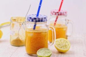 PROSTY PRZEPIS: Wzmacniaj�cy i przyspieszaj�cy metabolizm tonik z kurkum�