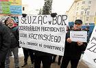 """Minister Błaszczak lustruje po nowemu. """"Esbeckie"""" emerytury stracą BOR-owcy i twórcy bazy PESEL"""
