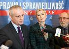 """Przedwyborcze zwarcie w PiS. Ona chce być prezydentem Wrocławia, on: """"Po moim trupie"""""""