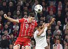 Liga Mistrzów. Awans Bayernu, poturbowany Robert Lewandowski
