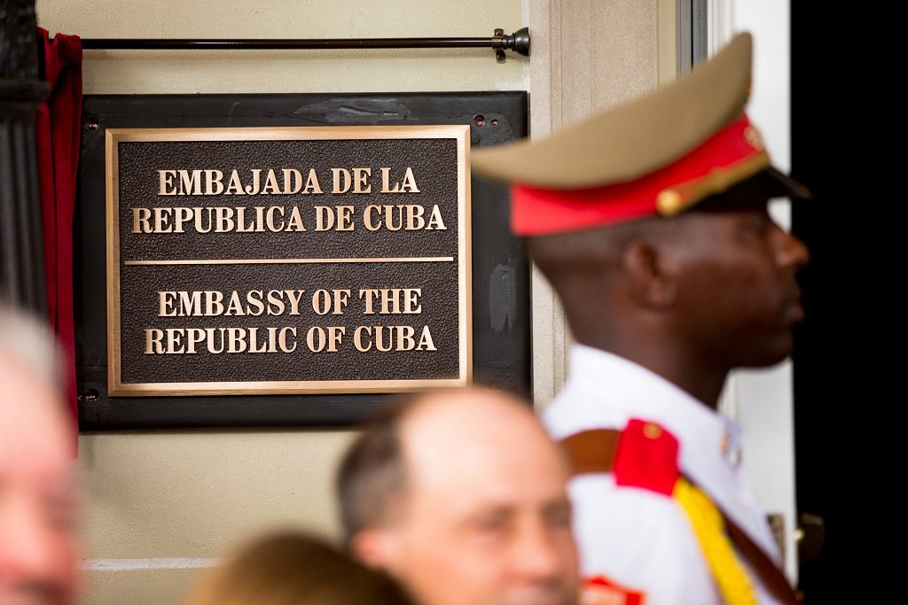 Ambasada Kuby
