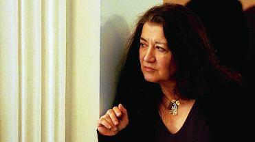 Martha Argerich podczas Konkursu Chopinowskiego w 2000 r.