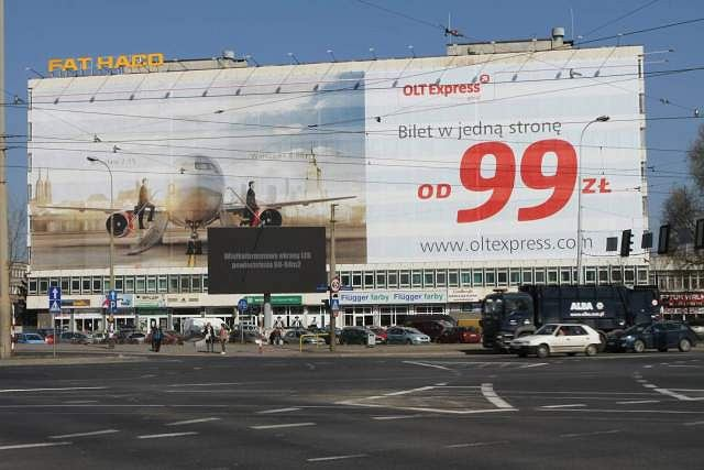 Reklama linii OLT