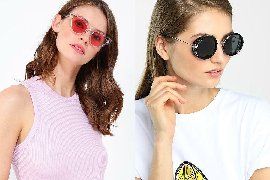 okulary lato