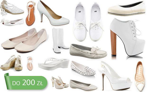 6d76bfa0d89aa Białe buty na wiosnę i lato 2012 - hit czy kicz?
