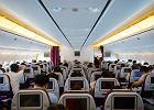 Nie lubisz środkowych siedzeń w samolocie? Ta technologia ma sprawić, że będą najwygodniejsze