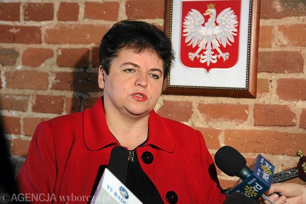 Pos�anka Marzena Wr�bel