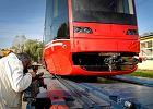 Prezydent przekona� si� do tramwaju na po�udnie Katowic