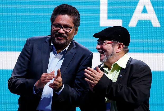 Kolumbijska partyzantka chce pokojowej rewolucji, ale nie kwapi się do zwrotu zbitego na wojnie domowej olbrzymiego majątku