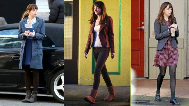 """Kuś jak Anastasia Steele - odkrywamy tajniki stylu bohaterki """"Pięćdziesiąt twarzy Greya"""""""