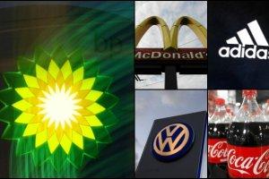 Coca Cola, McDonald's, Carlsberg. Zobacz, które firmy straciły najwięcej na rosyjskich sankcjach
