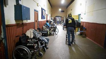 Schronisko dla bezdomnych w Łodzi