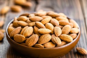 Migdały kalorie - ile kalorii mają migdały?